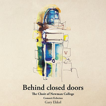 Behind closed doors CD cover